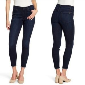 Joe's Jean's high rise skinny ankle jeans